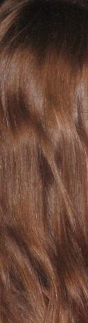 ruskeat hiukset kesä
