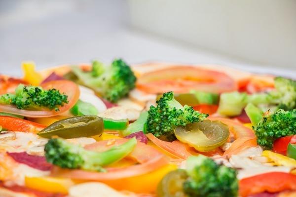 kasvispizza