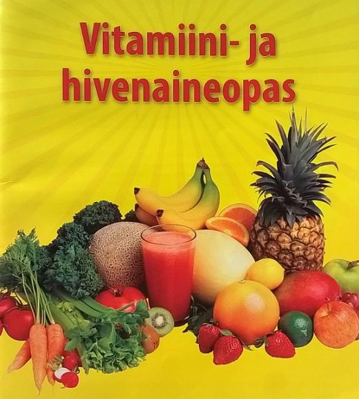vitamiini- ja hivenaineopas