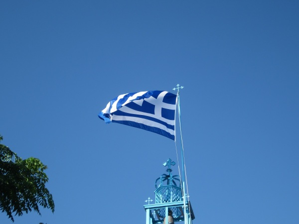 Kreikan lippu