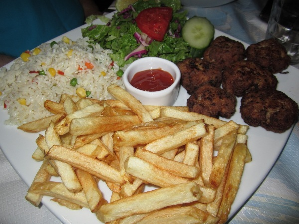 ruokaa 2