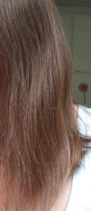 hiukset ennen värjäystä 3