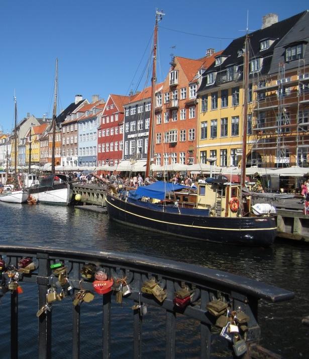 Värikäs ja valloittava Nyhavn.