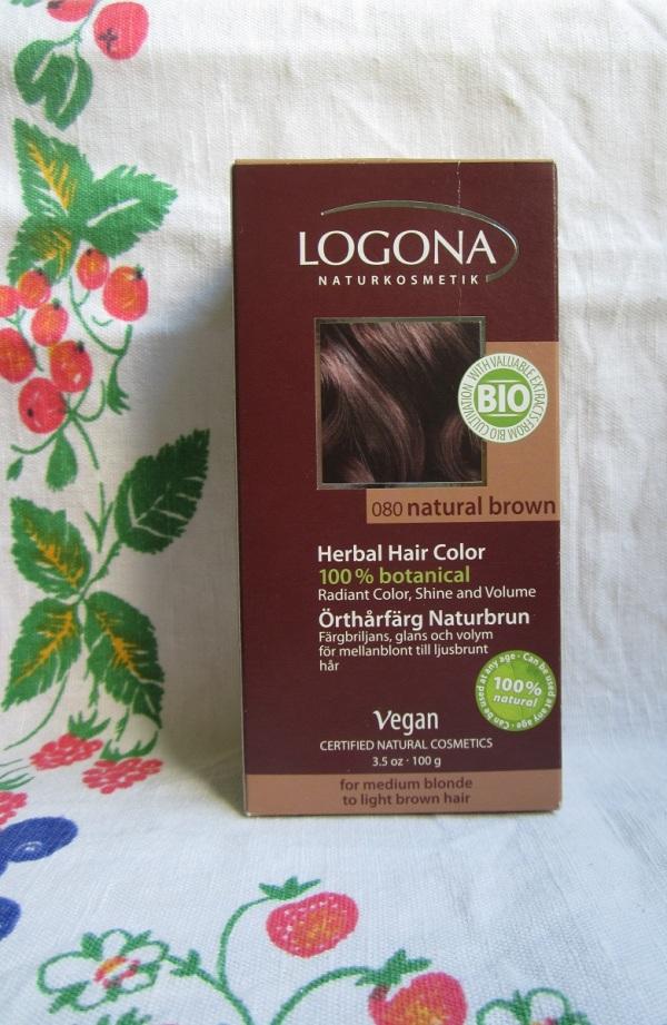 Logona-hiusväri