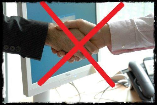 ei tehdä sopimusta