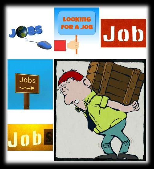 raskas työtaakka