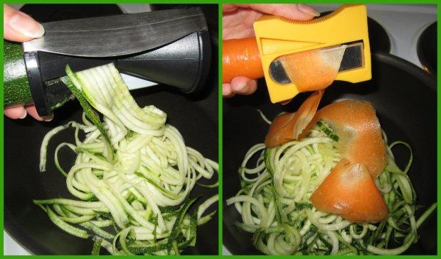 spiralizer ja porkkananteroitin