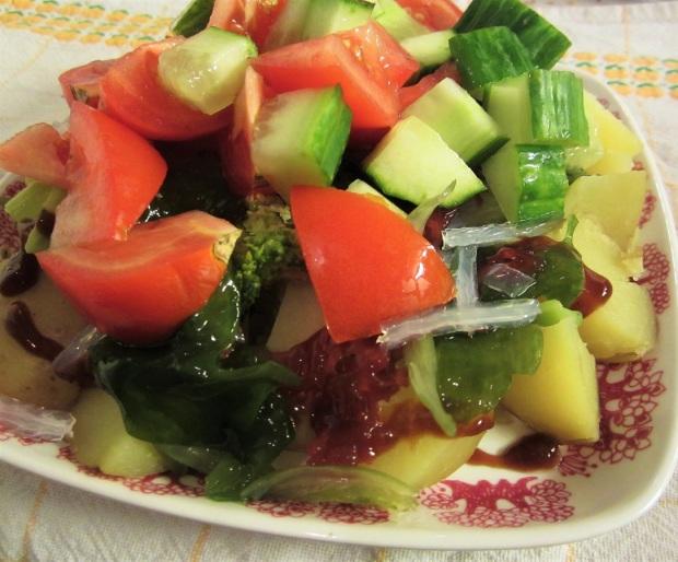 perunaa ja parsakaalia 3