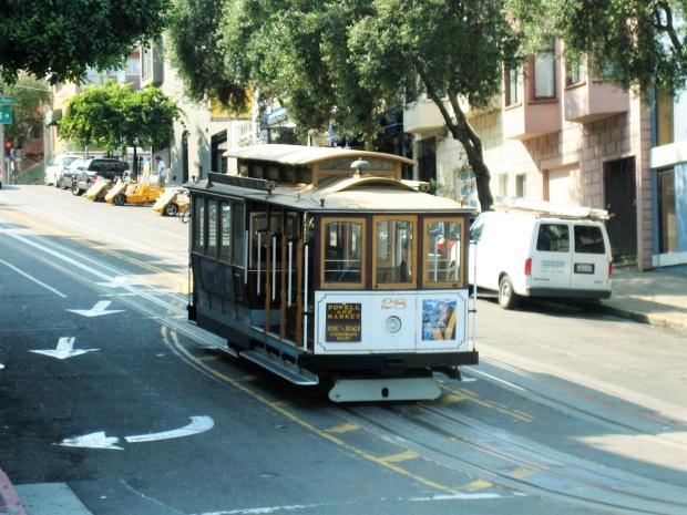 San Franciscon raitiovaunu