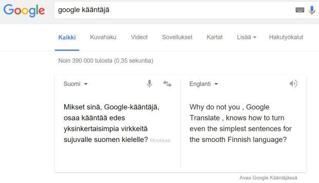Google-kääntäjä