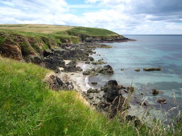 ballycotton cliff walk 13