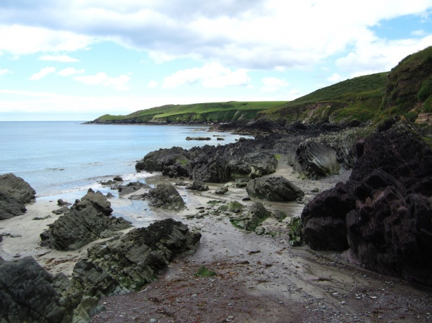 ballycotton cliff walk 14