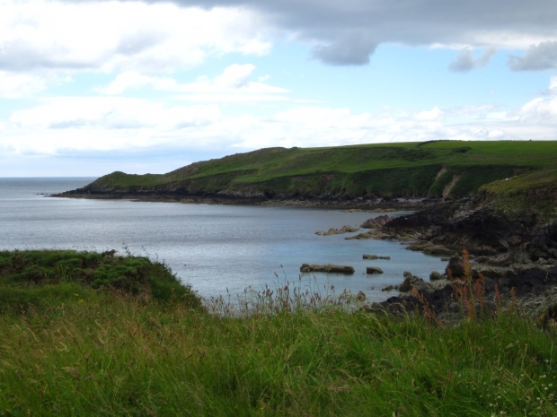 ballycotton cliff walk 16