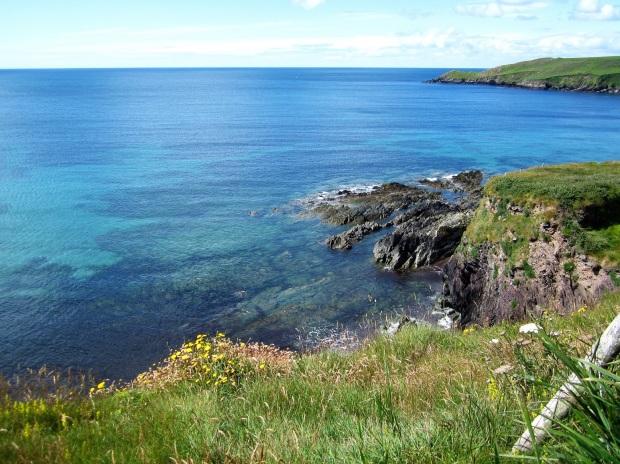 ballycotton cliff walk 5