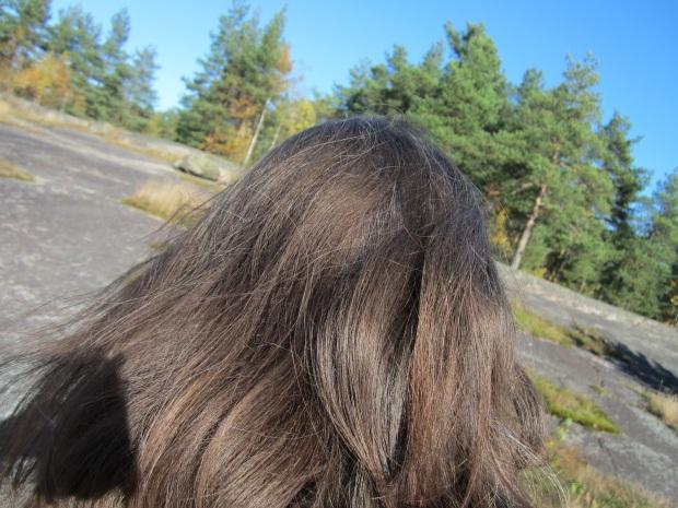 harmaantuvat-hiukset