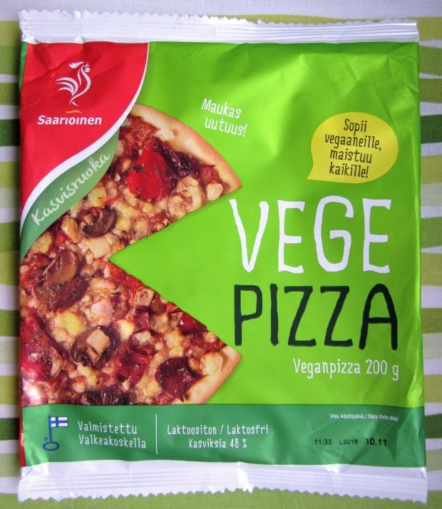 vegepizza