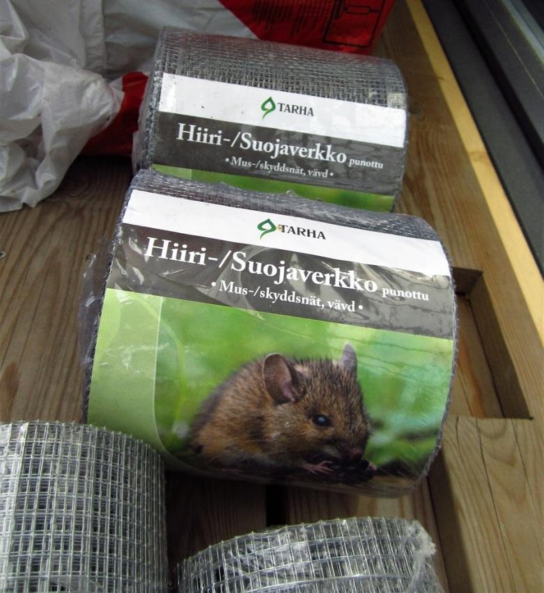Tarha hiiriverkko